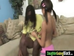 watchung my daughter getting drilled by dark