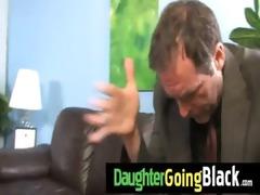 daughter fuck a massive black cock 24
