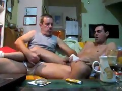 mutual jacking - old and young